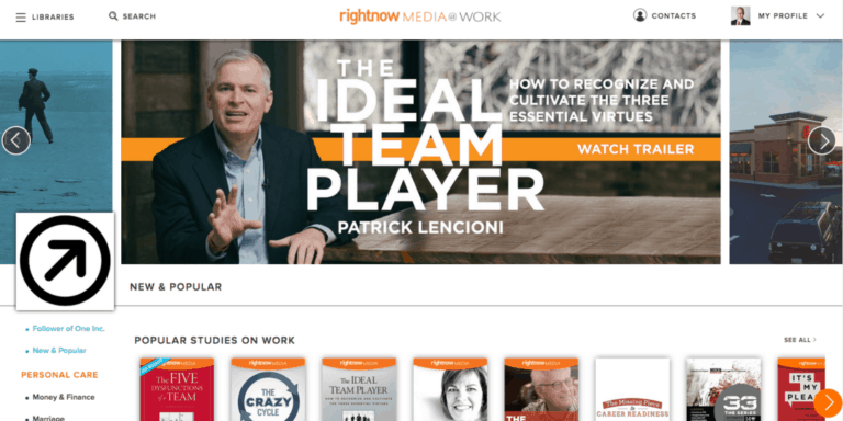 Follower of One partners with RightNow Media