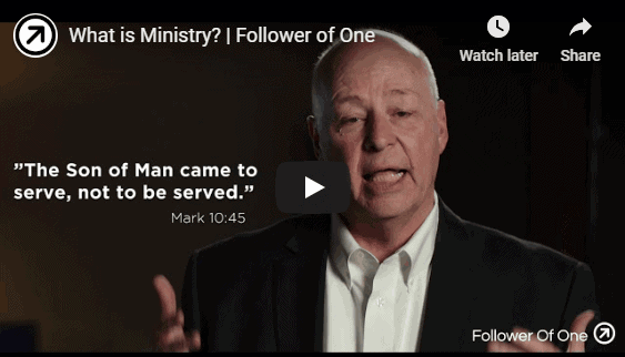 What Is Ministry | Follower Of One