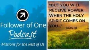 Receiving Power | Follower Of One