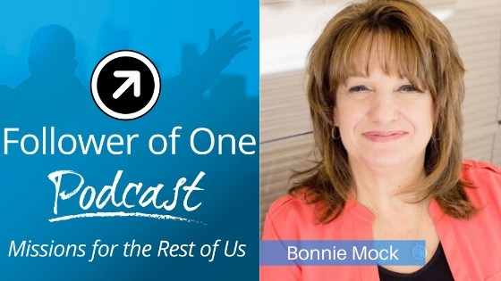 Being a Marketplace Hub for Good Works with Bonnie Mock ep.#14 | Follower Of One