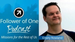 What's Your Testimony with Emory Rowland ep#13   Follower Of One