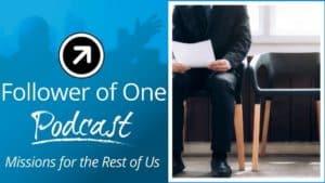 Follower of One | When We Can't Follow Jesus - John 13:36