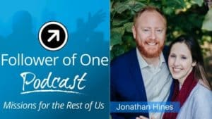 More Than Monetary Things with Jonathan Hines, ep#21 | Follower Of One