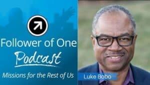 Bringing Monday to Sunday with Luke Bobo, ep#22   Follower of One