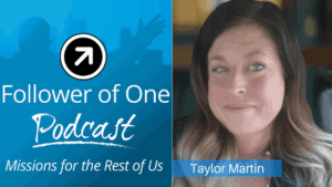 God is The Answer with Taylor Martin ep#23 | Follower of One