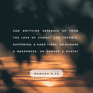 Separation from Christ's Love | Follower of One
