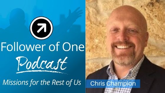 Seeking Understanding with Chris Champion, #39   Follower of One