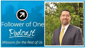 Bringing in the Light with Steven Crawford, #42 | Follower of One