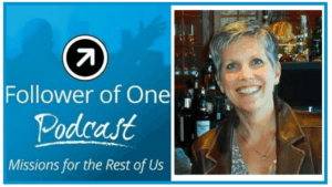 Feeding Your Soul and Thinking Beyond Yourself with Patti Ann Ridgeway, #47 | Follower of One