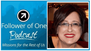 Your Faith Journey with Ranette Holmseth, #44 | Follower of One