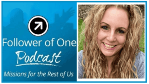 Being Different in Your Life through Christ with Anne Small, #48 | Follower of One