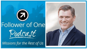 Sharing Your Truth and Creating Opportunities through Challenges with Jared Rhue, #50 | Follower of One