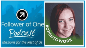 The Importance of Community with Felicity Skelton, #54 | Follower of One