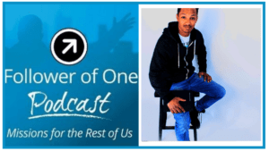 Faith in the Military and Entrepreneurship with Shaquel Polacek and Bobby Jackson, # 51 | Follower of One