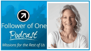 Building Relationships like Jesus with Deb Brown Maher, #63 | Follower of One
