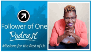 Being Kingdom-Focused in Your Work with Shae Bynes, #61 | Follower of One