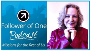 Digital Faith at Work and Mindfulness with Ladey Adey | Follower of One