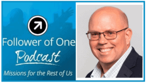 Christ's Road for You & Planting the Seed with Steve Metzgar | Follower of One