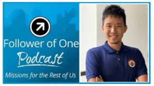 Taking care of our Physical Form for God with Daryl Sung, #92 | Follower of One
