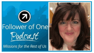 Your Story is Powerful, Speak it with Kim Spence-Mullen, # 94 | Follower of One